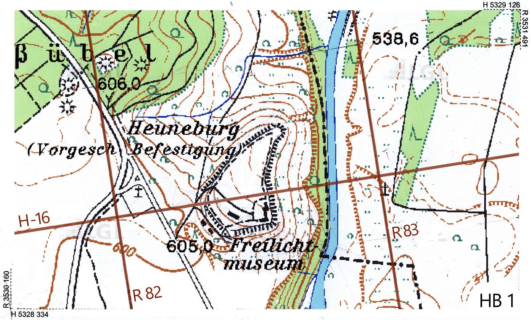 Heuneburg HB 01 klein